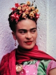 frida flowers bright