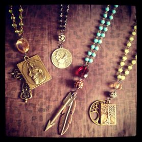 SH old necklaces