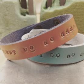stamped-bracelets-leather