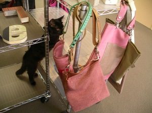 ozzy likes girly things bags