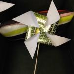 one pinwheel