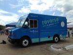 reverse food truck