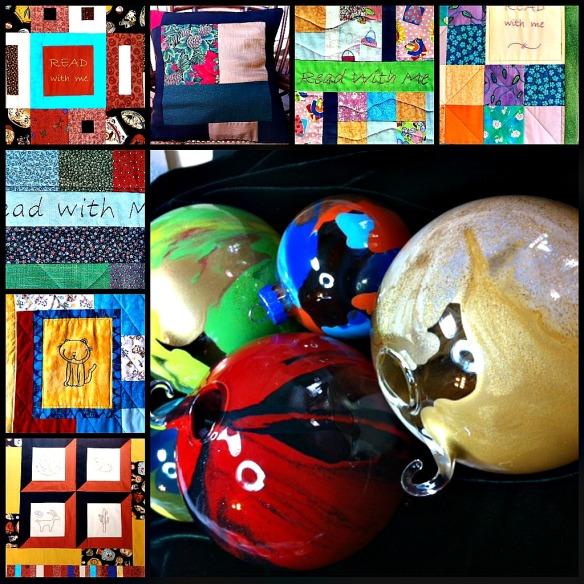 Susan Morgan and Linda Nickerson collage